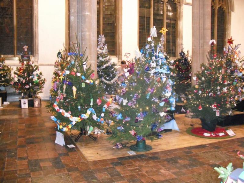 Christmas Tree Festival 2013